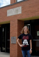 Nicole Barker is a senior at Liberty Union High School.
