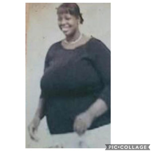 After reaching 300 pounds, then-diabetic Bridgett Wilder refused to step on a scale. She has since lost over 165 pounds after reaching an estimated 315 pounds, as shown here about 12 years ago.