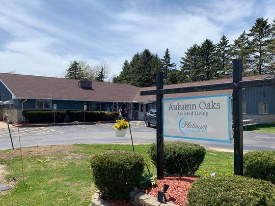 At Autumn Oaks, an assisted living facility in Slinger, staff members were able to contain cases of coronavirus.