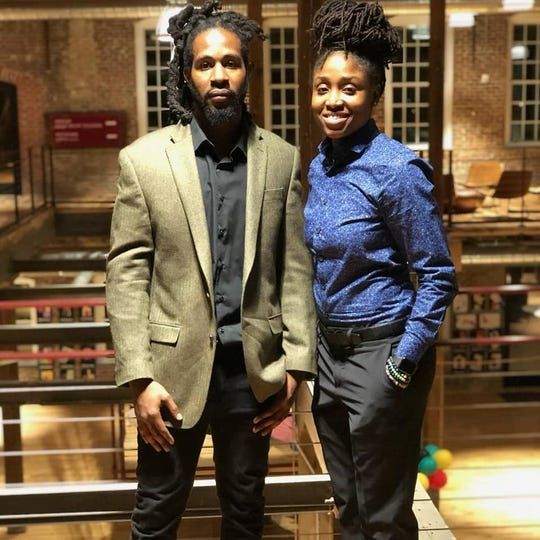 Kendrick Ransome and Marquetta Dickens are the co-founders of Freedom Organization, a nonprofit dedicated to bringing social justice to their hometowns in Edgecombe County, North Carolina.