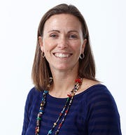 Dr. Lindsey Blom is the faculty athletics representative at Ball State.