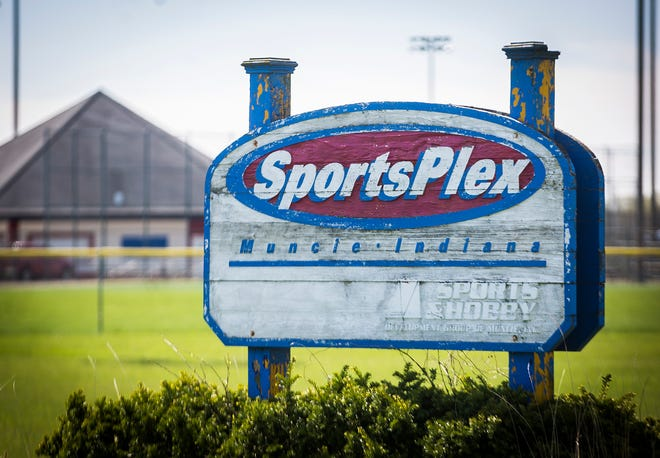 The Muncie SportsPlex Wednesday May 6, 2020.