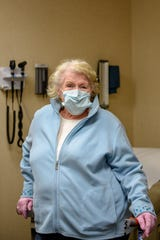 """Sylvia Fischer had a mini-stroke and was afraid to go to the hospital due to """"the virus."""""""