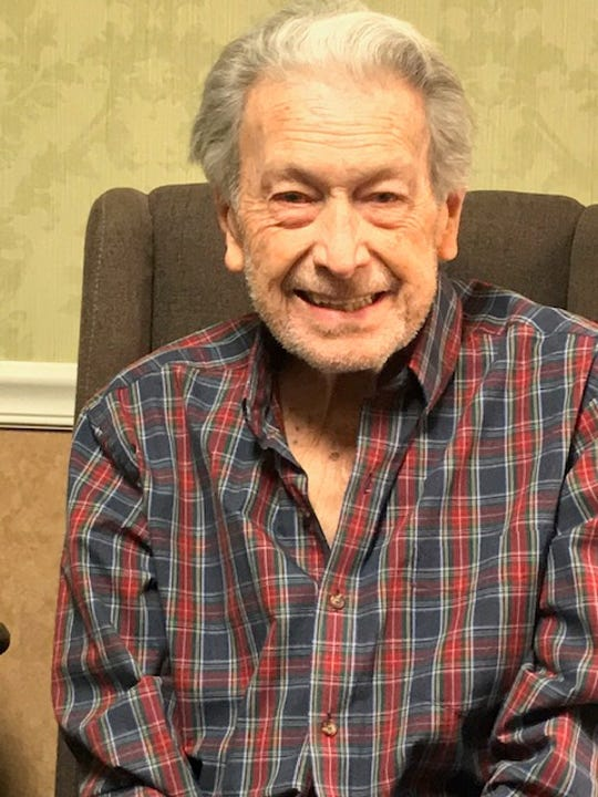 Jim Miles recently celebrated his 94th birthday at American House Westland Hunter senior living community.