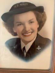 Betty Hamilton, a WWII Navy veteran, has lived through hard times.