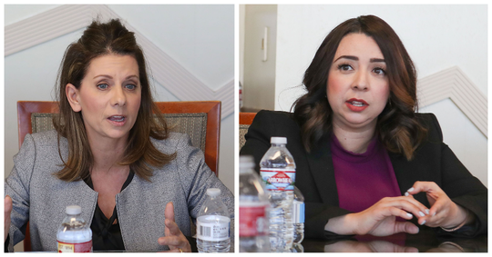Assemblywoman Melissa Melendez, R-Lake Elsinore, and Riverside County Board of Education Member Elizabeth Romero will face off in the May 12 special election to replace State Sen. Jeff Stone, who resigned in late 2019.