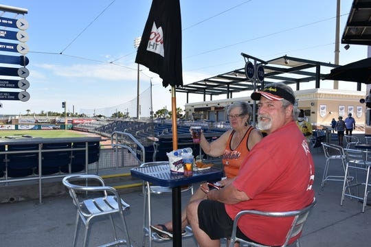Anniversary dinners are coming to Blue Wahoos Stadium as part of a new initiative by the minor league baseball organization.