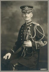 Major Gen. Henry Pinckney McCain, who was adjutant general of the Army in World War I.