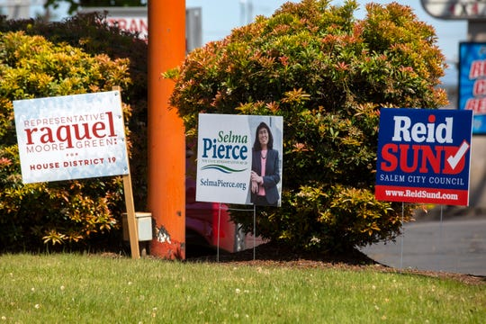 Traditionally, city council campaigns have relied heavily on yard signs, neighborhood association forums, door-to-door canvassing and a few mailers.
