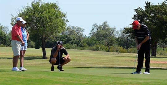 Mountain Creek Golf Course in Robert Lee is a jewel of a nine-hole course. It's helped numerous Robert Lee High School golfers hone their skills over the years.