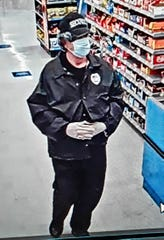 Bossier City investigators with the Violent Crimes Division is asking for help in identifying a suspect of an attempted armed robbery at a Walmart Supercenter in Bossier City.