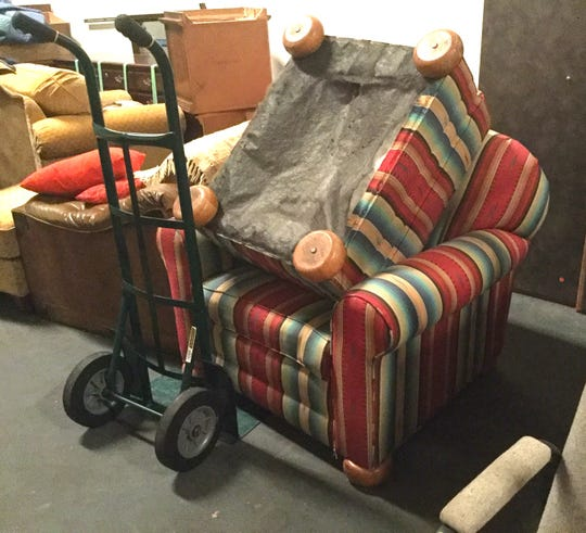 For almost 20 years, the Furniture Bank of Tallahassee, part of the local social service agency ECHO, has been collecting gently used furniture donated by the public.