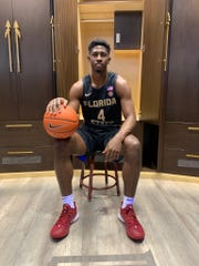 Sardaar Calhoun, the No. 3 junior college recruit in the 2020 class, signed with FSU last November.
