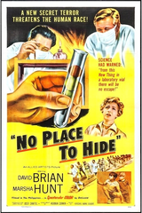 """""""No Place to Hide"""" is one of Jay Duncan's suggested pandemic movies to watch."""