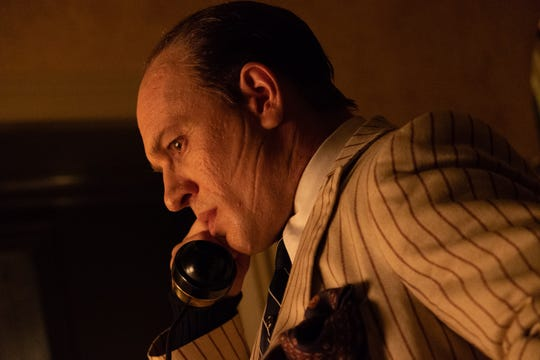 Tom Hardy plays Al Capone in his final days, battling mental and physical struggles in