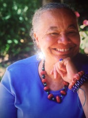 """Daphne Muse worked at the Drum & Spear Bookstore in Washington, D.C., in the 1960s and 107-s and says the bookstore """"brought community together across racial lines, class lines, gender."""""""