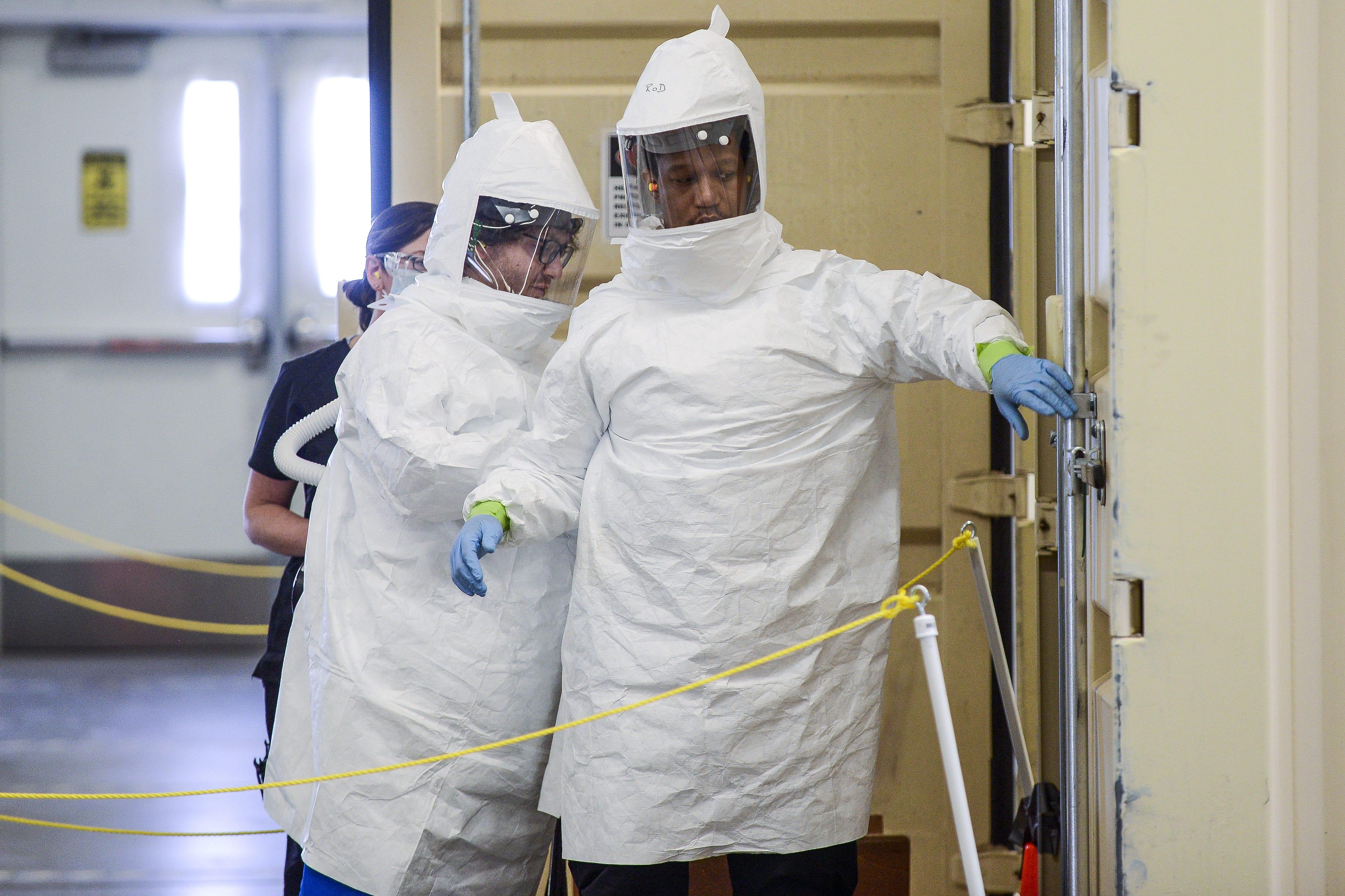 Coronavirus updates: Louisianaravaged twice by virus; dozens of cruise crew members test positive; Berlin protests shutdown