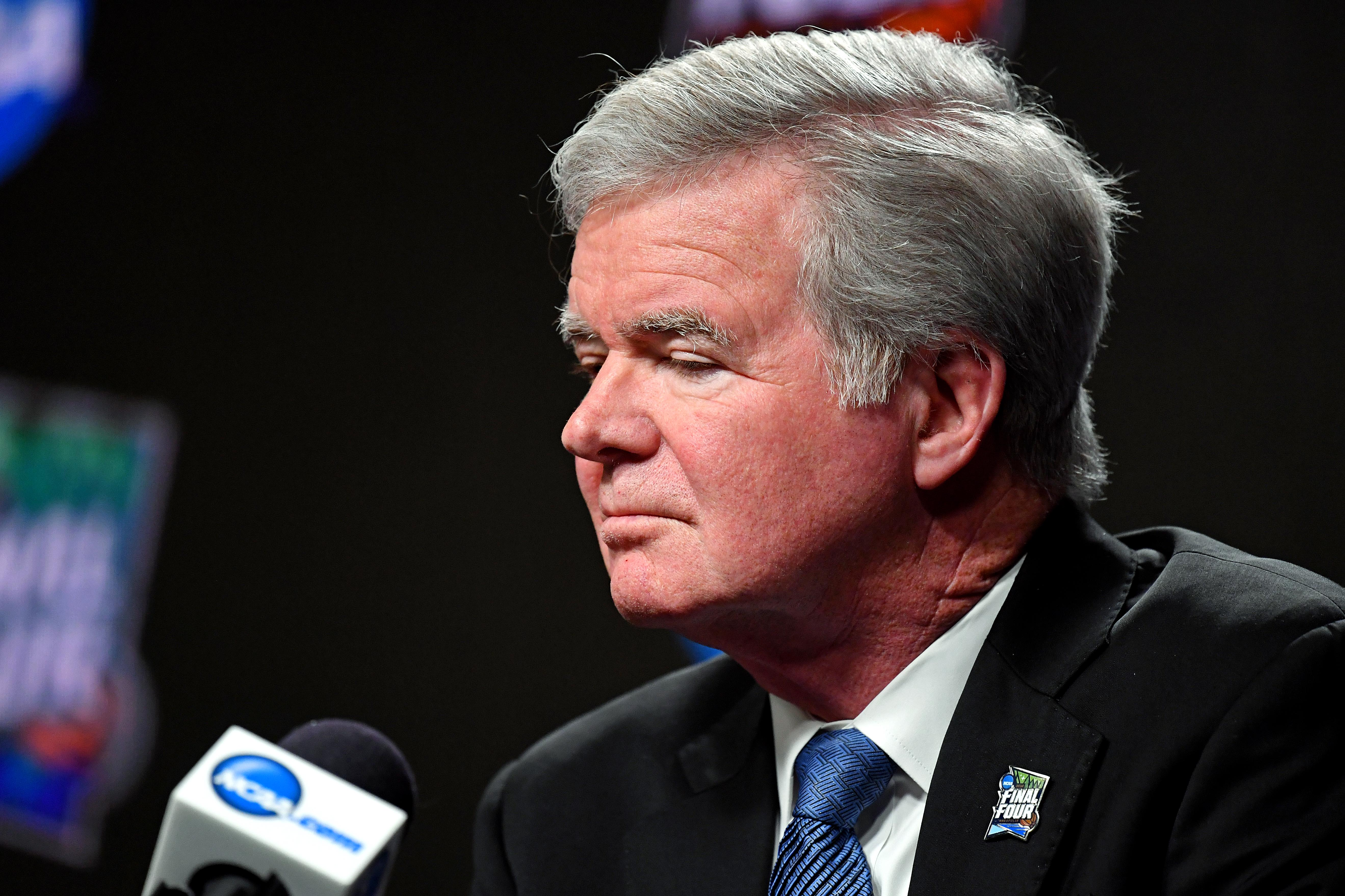 NCAA s Mark Emmert says he can t see sports starting if schools are online-only