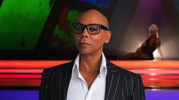 Find your inner confidence thanks to RuPaul.