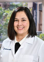 Deanna Pepe, DO, Jefferson Health, says we may be more prone towards anger or forgetfulness due to anxiety in the coronavirus pandemic.