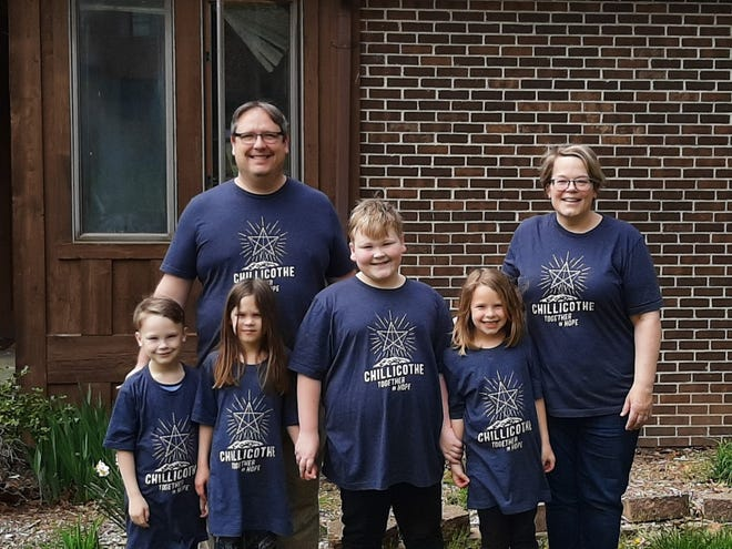 The Pairan family moved to Chillicothe last July and since then, Anne says they have felt loved and welcomed.