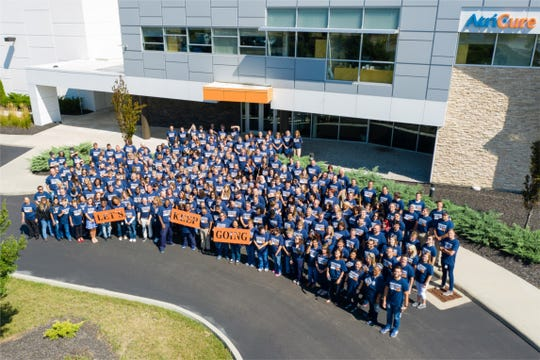 The team at AtriCure in Mason