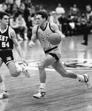 Former Central Michigan star Dan Majerle