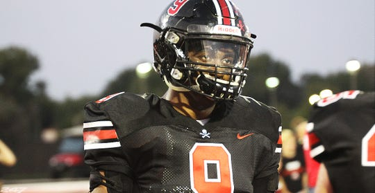 Linebacker Tyler McLaurin verbally committed to Michigan on Saturday.
