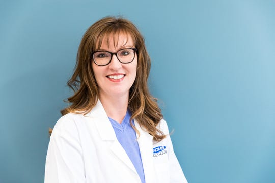 Clyde's Jennifer Hohman is executive vice president for NOMS Healthcare.