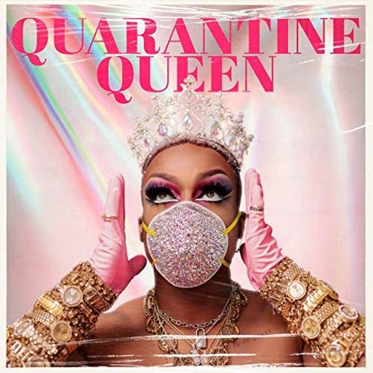 """Quarntine Queen"" by Todrick Hall"