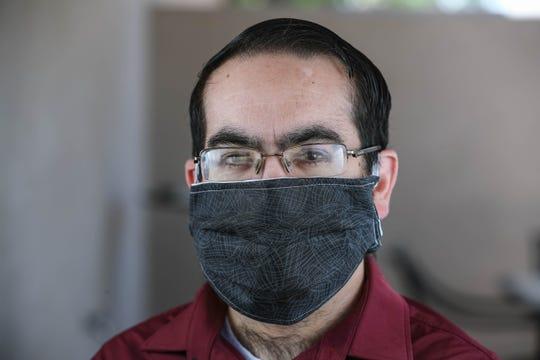 Las Cruces Sun-News News Director Lucas Peerman