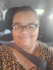 The Wicomico County Sheriff's Office is seeking the public's assistance in locating Arkether L. Maker who was reported missing from her residence at 1722 Twin Lane, Salisbury, Wicomico County, Maryland, on April 13, 2020.