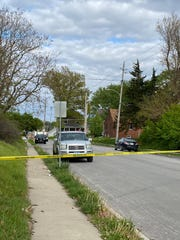 A shooting in Des Moines' Drake neighborhood left one man injured on Sunday, May 10, 2020. Multiple shell casings were found on Clark Street between 31st Street and 30th Street.