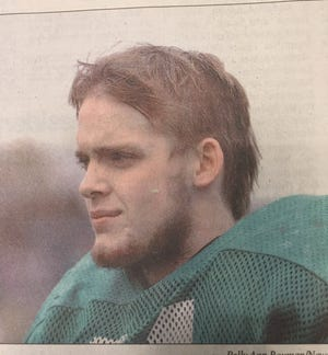 David Ulery was a linebacker and running back for Oak Harbor.