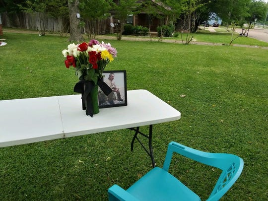 Mississippi poultry worker and leader Celso Mendoza died on May 2, 2020, from the coronavirus disease. Because of the pandemic, his family could not commemorate his life as they would have liked. Instead, they placed his framed photo and a vase of flowers on a table in their yard in Forest, Miss., inviting their community to stop by to pay their last respects in solitude.