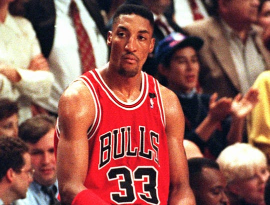 Scottie Pippen sits out call