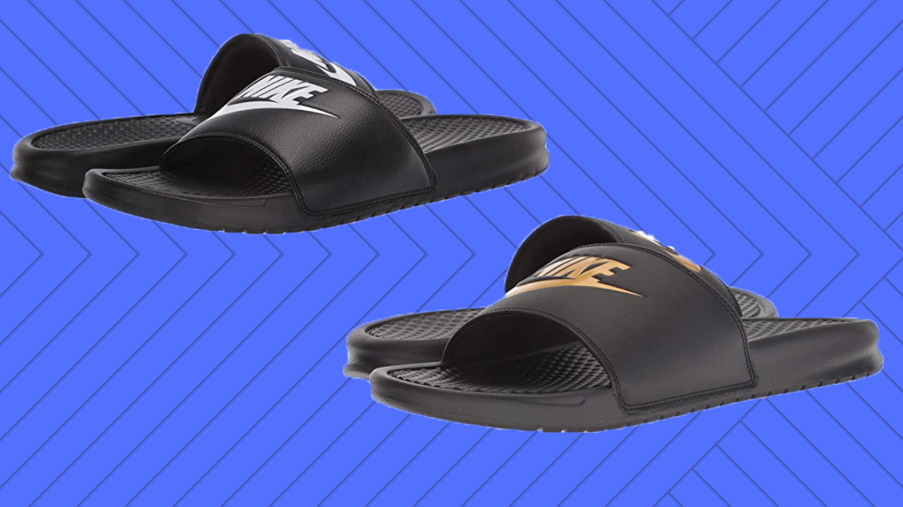 Nike Benassi slides: Get these men's