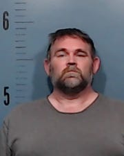 Jeffrey Winston Forrest, May 9, 2020 booking photo