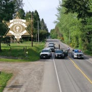 A bicyclist was killed in a suspected hit-and-run in South Kitsap on Saturday.