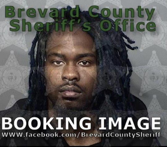 Quentez Keels, 25, will be charged with aggravated fleeing and eluding and heroin trafficking, according to Titusville police.