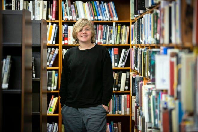 Lucius Garrity,12, of Hillsboro, will graduate with an associate's degree (and high honors) this spring from Chatfield College. He'll be the youngest graduate ever from the private liberal arts college with campuses in Over-the-Rhine and Brown County, where Lucius enrolled.
