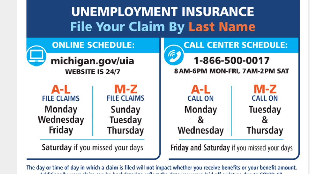 Even As Michigan S Economy Slowly Opens New Jobless Claims Are Filed