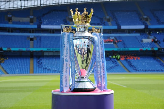 Abandoning the English Premier League season prematurely was discussed by clubs as a potential option on Monday even as the government cleared a path to resuming the competition in June if there is no new spike in coronavirus infections.