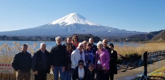Mt. Fuji, Japan, 2019