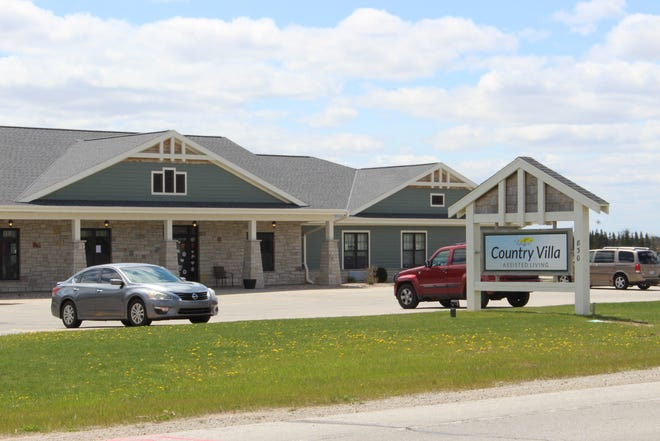 Country Villa Assisted Living, 830 Crest Drive, Pulaski