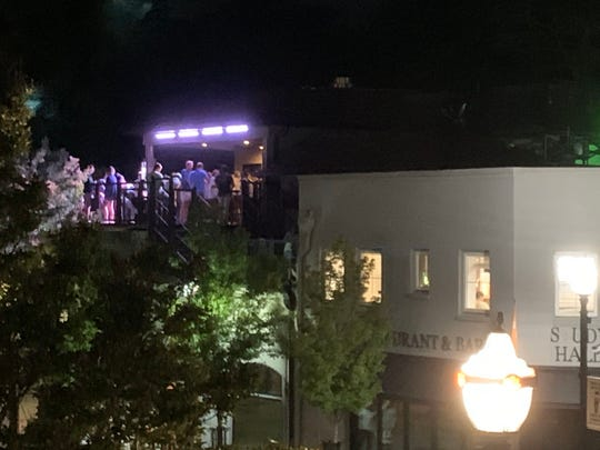 Clemson Police said they were increasing foot patrols around the downtown entertainment district and would work with bar owners to reduce overcrowding and long lines after complaints from residents last week.