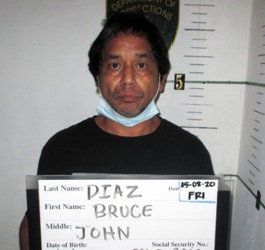 Bruce John Diaz