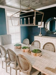 Jennifer Beam, an interior designer in based in Murfreesboro, shared some of her favorite projects.