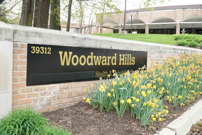 Bloomfield Hills' Woodward Hills Health and Rehabilitation Center.