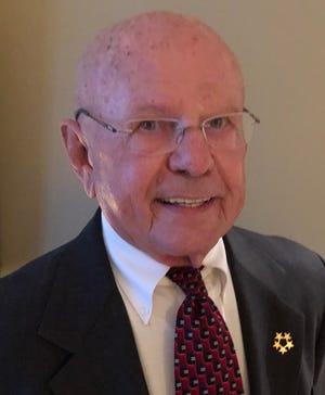 La Quinta resident Hank Zekanis received a Benemerenti Medal from Pope John Paul II for his lifetime of volunteering.